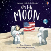 On the Moon av Anna Milbourne (Kartonert)
