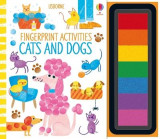 Omslag - Fingerprint Activities Cats and Dogs