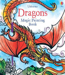 Magic Painting Dragons av Fiona Watt (Heftet)