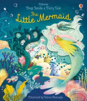 Peep Inside a Fairy Tale The Little Mermaid av Anna Milbourne (Kartonert)