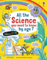 Omslag - All the Science You Need to Know Before Age 7