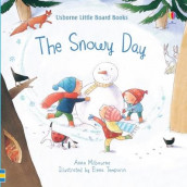 The Snowy Day av Anna Milbourne (Kartonert)