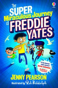 The Super Miraculous Journey of Freddie Yates av Jenny Pearson (Heftet)