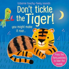 Don't tickle the Tiger! av Sam Taplin og Sam Taplin (Kartonert)