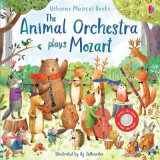 Omslag - The Animal Orchestra Plays Mozart