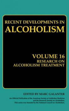 Research on Alcoholism Treatment av Marc Galanter (Heftet)