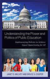 Omslag - Understanding the Power and Politics of Public Education