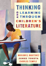 Omslag - Thinking and Learning Through Children's Literature