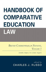 Omslag - Handbook of Comparative Education Law