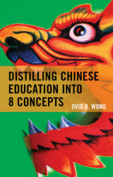 Omslag - Distilling Chinese Education into 8 Concepts