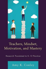 Omslag - Teachers, Mindset, Motivation, and Mastery