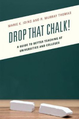 Omslag - Drop That Chalk!