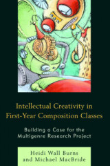 Omslag - Intellectual Creativity in First-Year Composition Classes