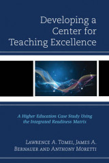 Omslag - Developing a Center for Teaching Excellence