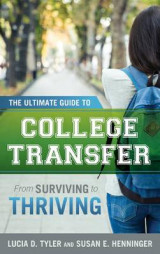 Omslag - The Ultimate Guide to College Transfer