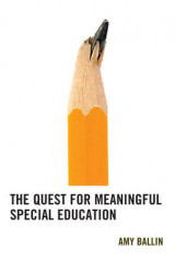 Omslag - The Quest for Meaningful Special Education