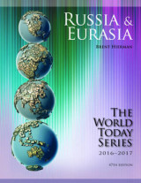 Omslag - Russia and Eurasia 2016-2017