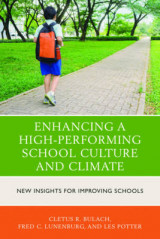 Omslag - Enhancing a High-Performing School Culture and Climate