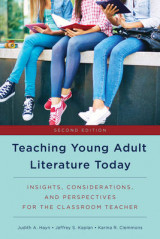 Omslag - Teaching Young Adult Literature Today