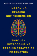 Omslag - Improving Reading Comprehension Through Metacognitive Reading Strategies Instruction