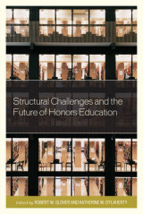 Omslag - Structural Challenges and the Future of Honors Education