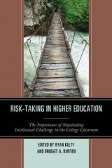Omslag - Risk-Taking in Higher Education
