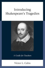 Omslag - Introducing Shakespeare's Tragedies