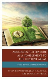 Omslag - Adolescent Literature as a Complement to the Content Areas