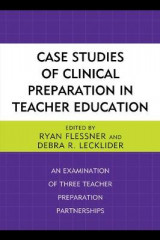 Omslag - Case Studies of Clinical Preparation in Teacher Education