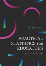 Omslag - Practical Statistics for Educators