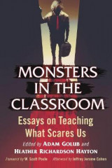 Omslag - Monsters in the Classroom