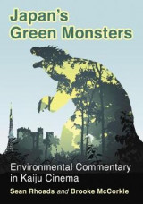 Omslag - Japan's Green Monsters