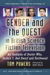 Omslag - Gender and the Quest in British Science Fiction Television