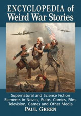 Omslag - Encyclopedia of Weird War Stories