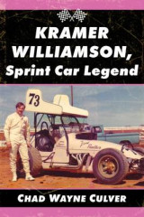 Omslag - Kramer Williamson, Sprint Car Legend