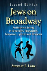 Omslag - Jews on Broadway