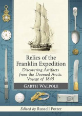 Omslag - Relics of the Franklin Expedition