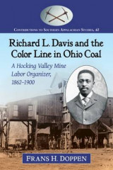 Omslag - Richard L. Davis and the Color Line in Ohio Coal