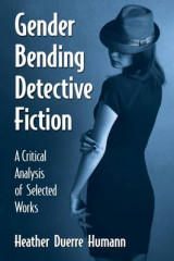 Omslag - Gender Bending Detective Fiction