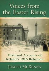 Omslag - Voices from the Easter Rising