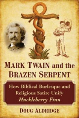Omslag - Mark Twain and the Brazen Serpent