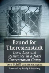 Omslag - Bound for Theresienstadt