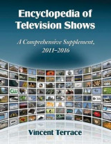 Omslag - Encyclopedia of Television Shows