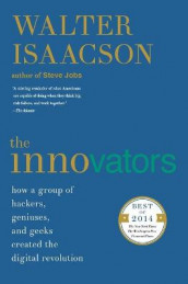 The Innovators av Walter Isaacson (Heftet)