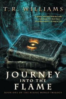 Journey Into the Flame av T. R. Williams (Heftet)