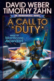 A Call to Duty av David Weber og Timothy Zahn (Innbundet)
