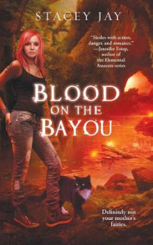 Blood on the Bayou av Stacey Jay (Heftet)