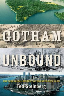 Gotham Unbound av Davee Professor of History and Law Ted Steinberg (Innbundet)