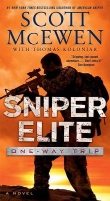 Sniper Elite: One-Way Trip av Scott McEwen og Thomas Koloniar (Heftet)