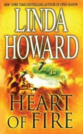 Heart of Fire av Linda Howard (Heftet)
